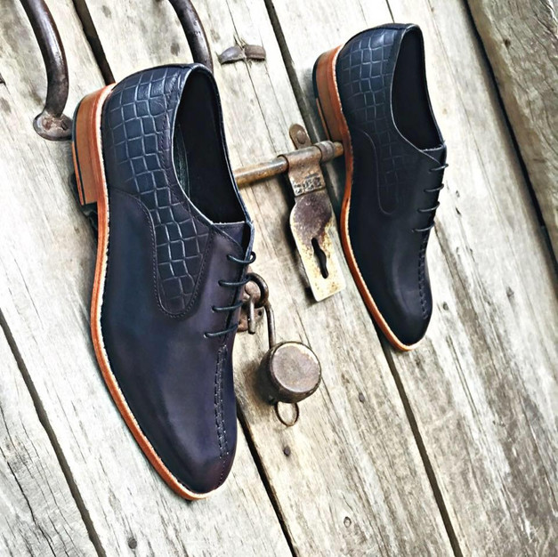 Stylish Leather Shoe