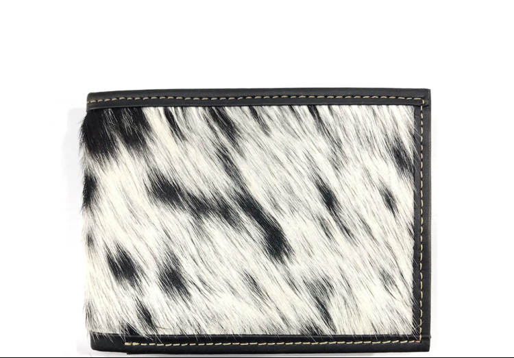 Hair On Wallet