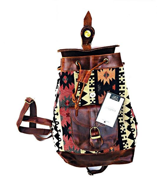 Back Bag Leather Bag