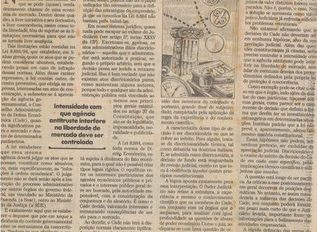 """""""Cade versus Judiciário"""""""