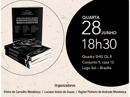 """Book releasing """"The Interface between Regulation and Competition in the Oil Productive Chain"""""""