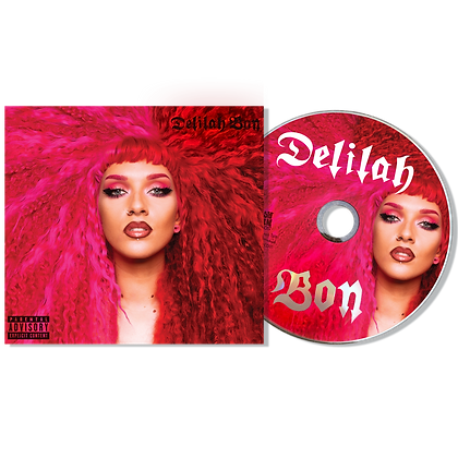 'Delilah Bon' Debut album (CD)