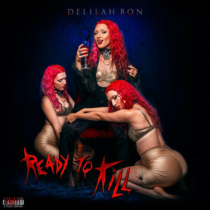 'Ready To Kill' EP (CD)