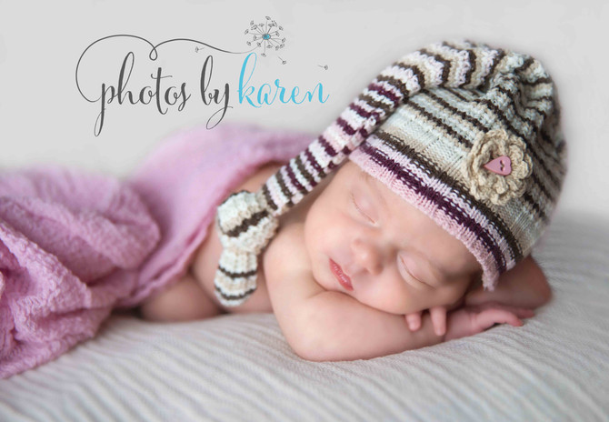 Newborn Photography - Baby Stella - Holland Township, NJ