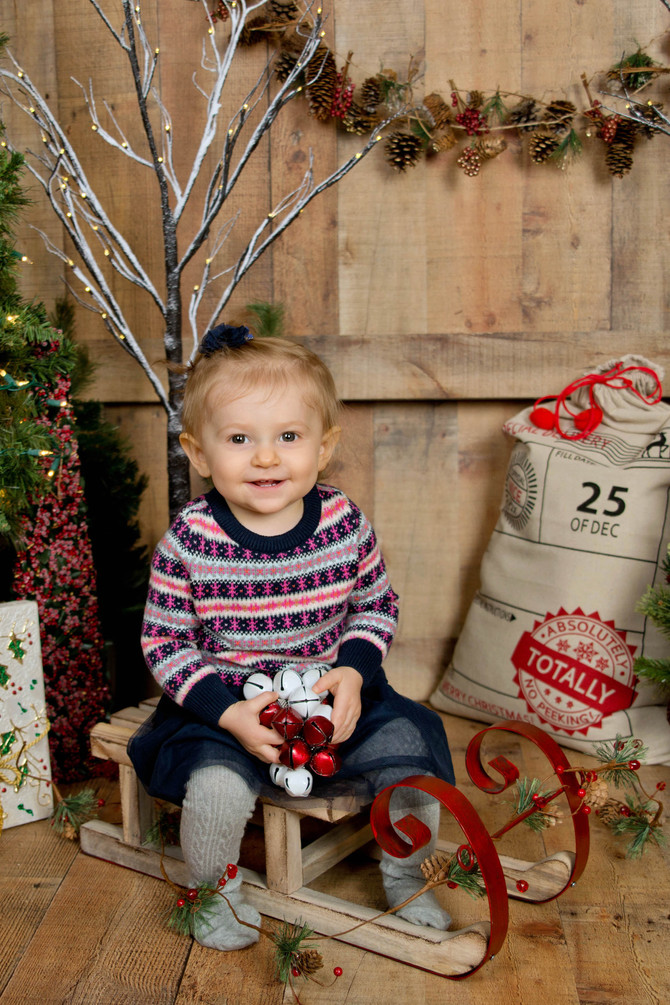 Holiday Mini Session - Branchburg, NJ