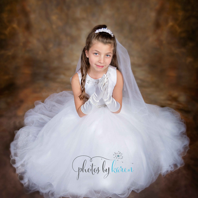 Communion Portraits - Bridgewater, NJ