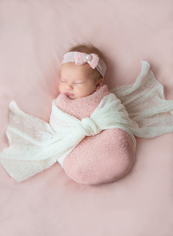 Newborn Photo Session Milford NJ