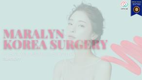 Maralyn Korea Surgery