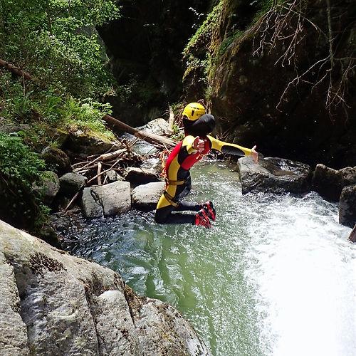 Canyoning Tirol