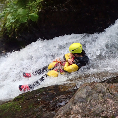 Canyoning Tirol Ötztal