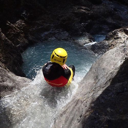 Canyoning Imst Tirol