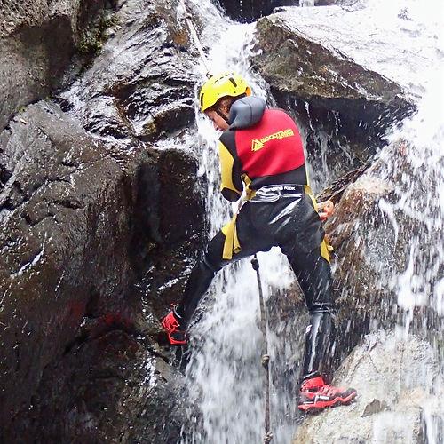 Canyoningtour Tirol