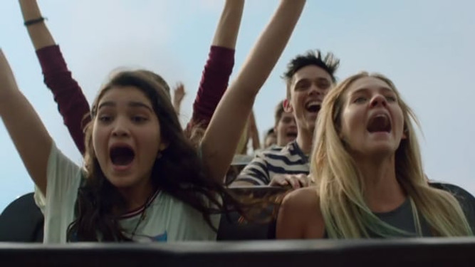 "Coca-Cola & Six Flags - ""Together"""