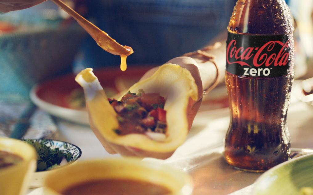 Coca-Cola & Food
