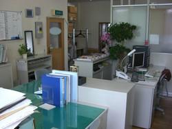 事務所内2