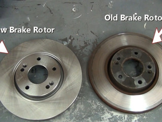 BRAKES: How do you know when to change the rotor or just the pads?