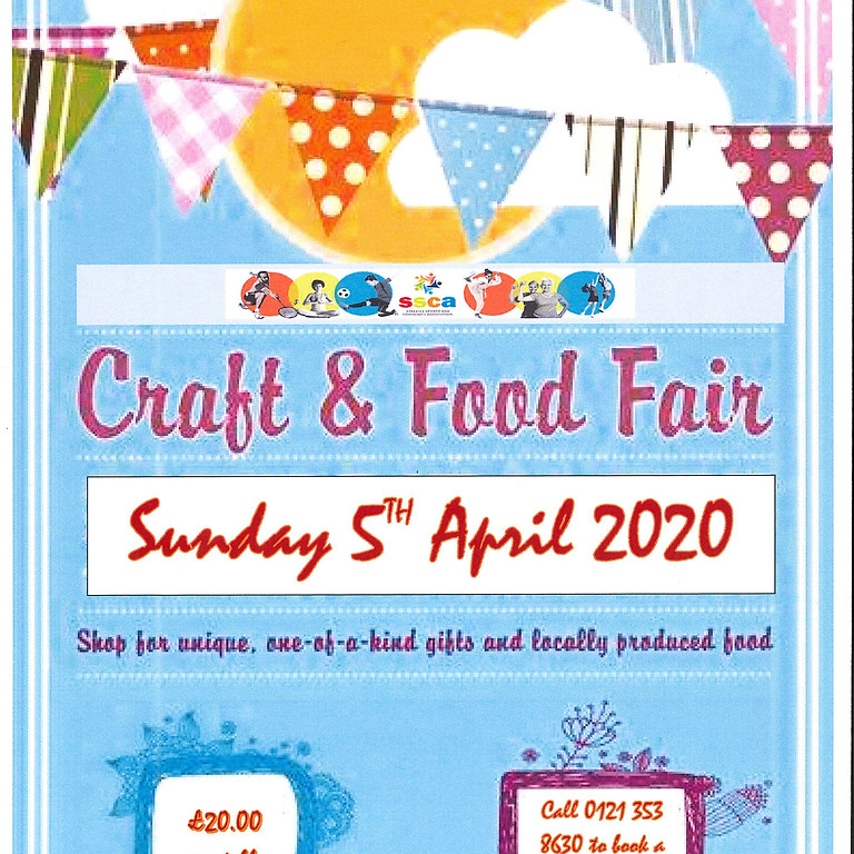 Craft and Food Fair