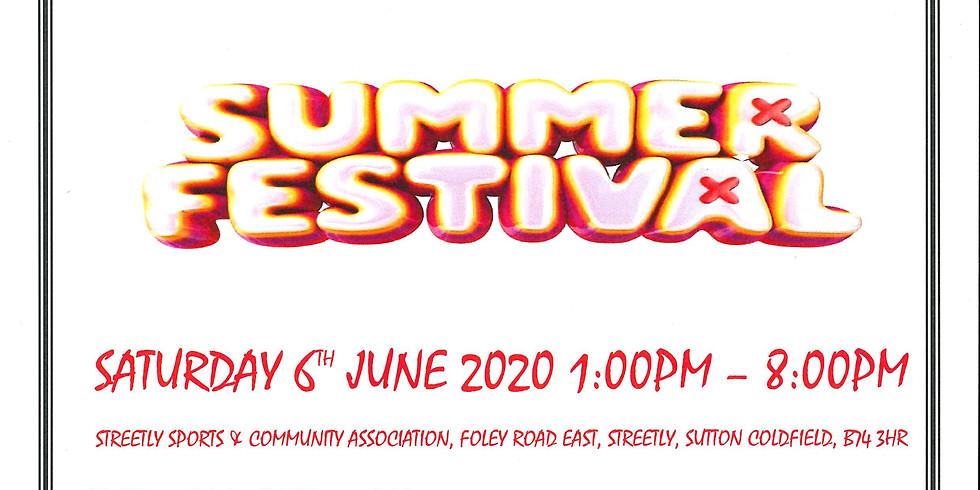 Streetly Summer Festival