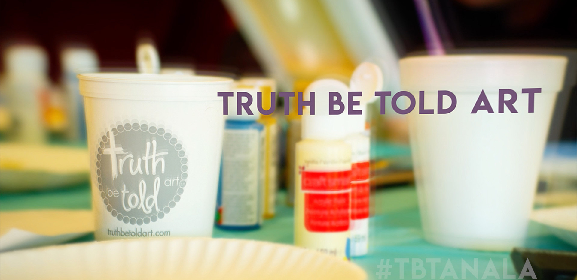 Truth Be Told Art Promo