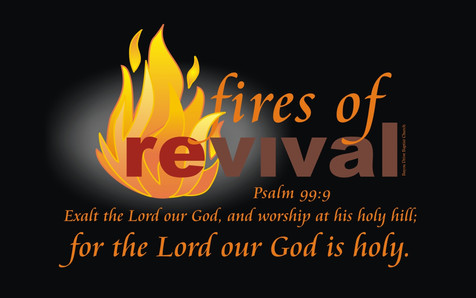Fired up for revival!