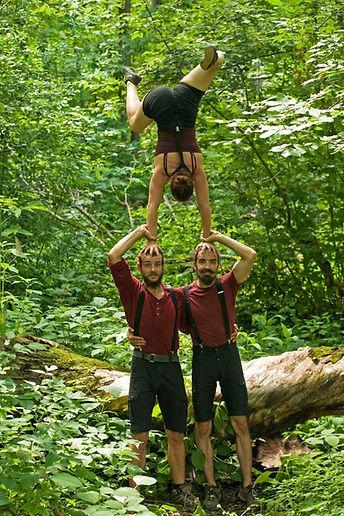 Porté acrobatique