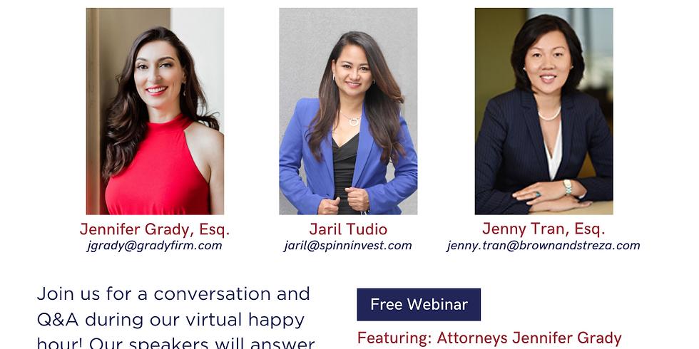 NAWBO-OC Women Entrepreneurs Virtual Happy Hour
