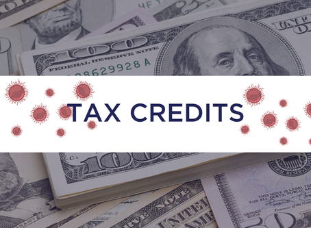 Overview of the COVID-19-Related Tax Credits for Required Paid Leave Provided by Small and Midsize B