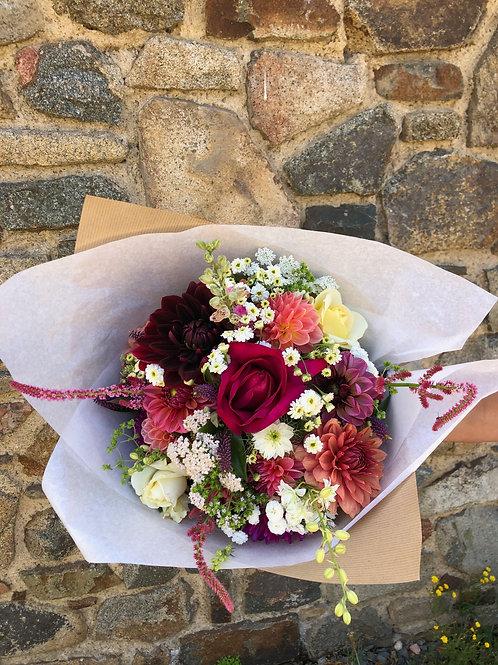 Petit bouquet champêtre