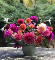 Bouquet octobre