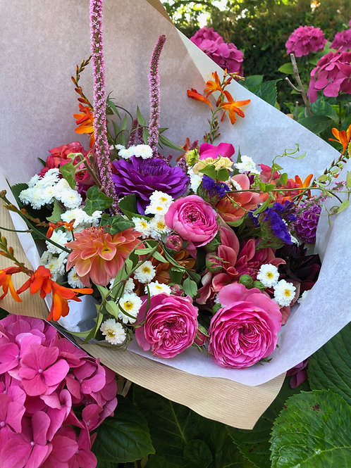 Abonnement bouquets champêtres (5)