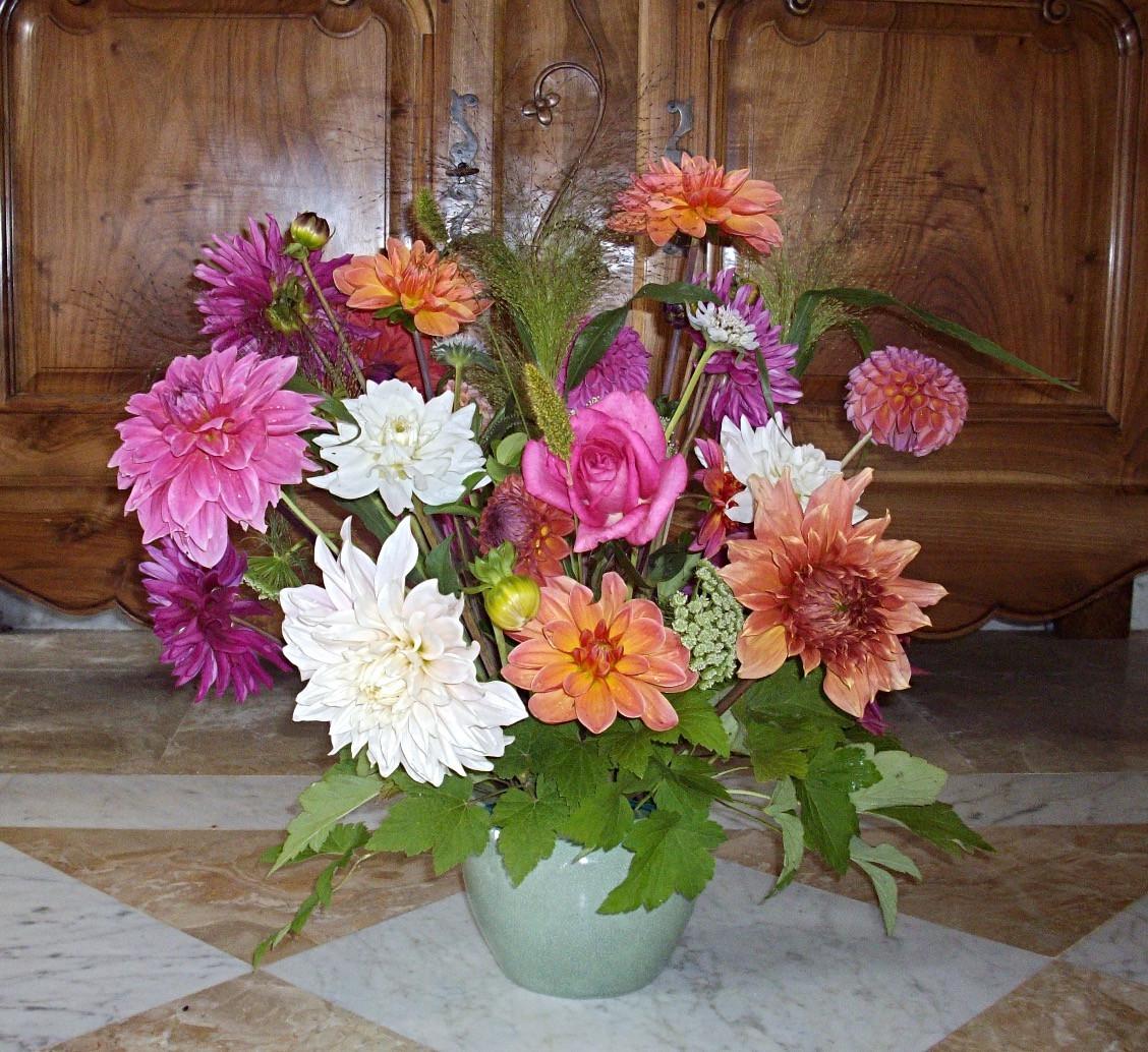 Bouquet Août