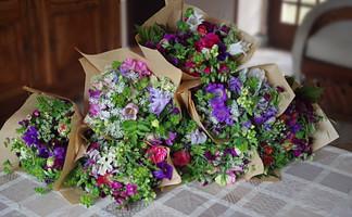 Bouquets juin