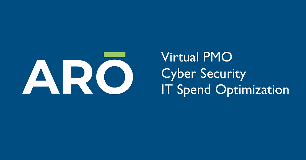Virtual PMO  Cyber Security  IT Spend Optimization
