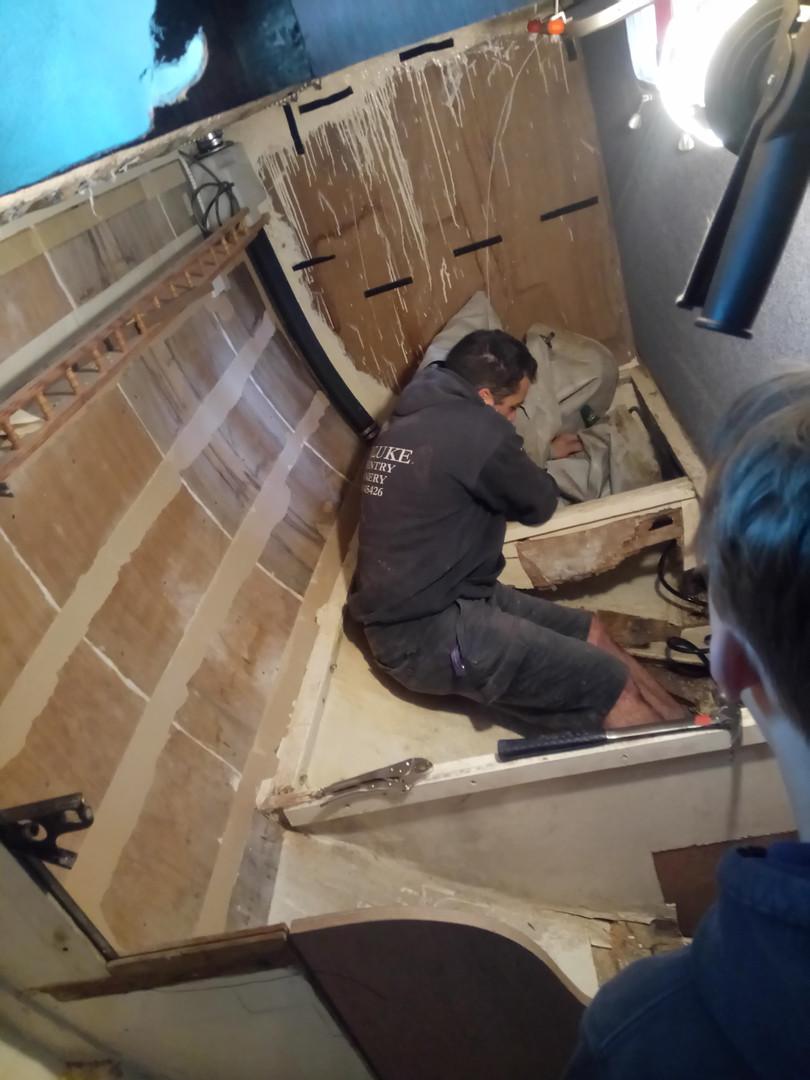 Working on wood.JPG