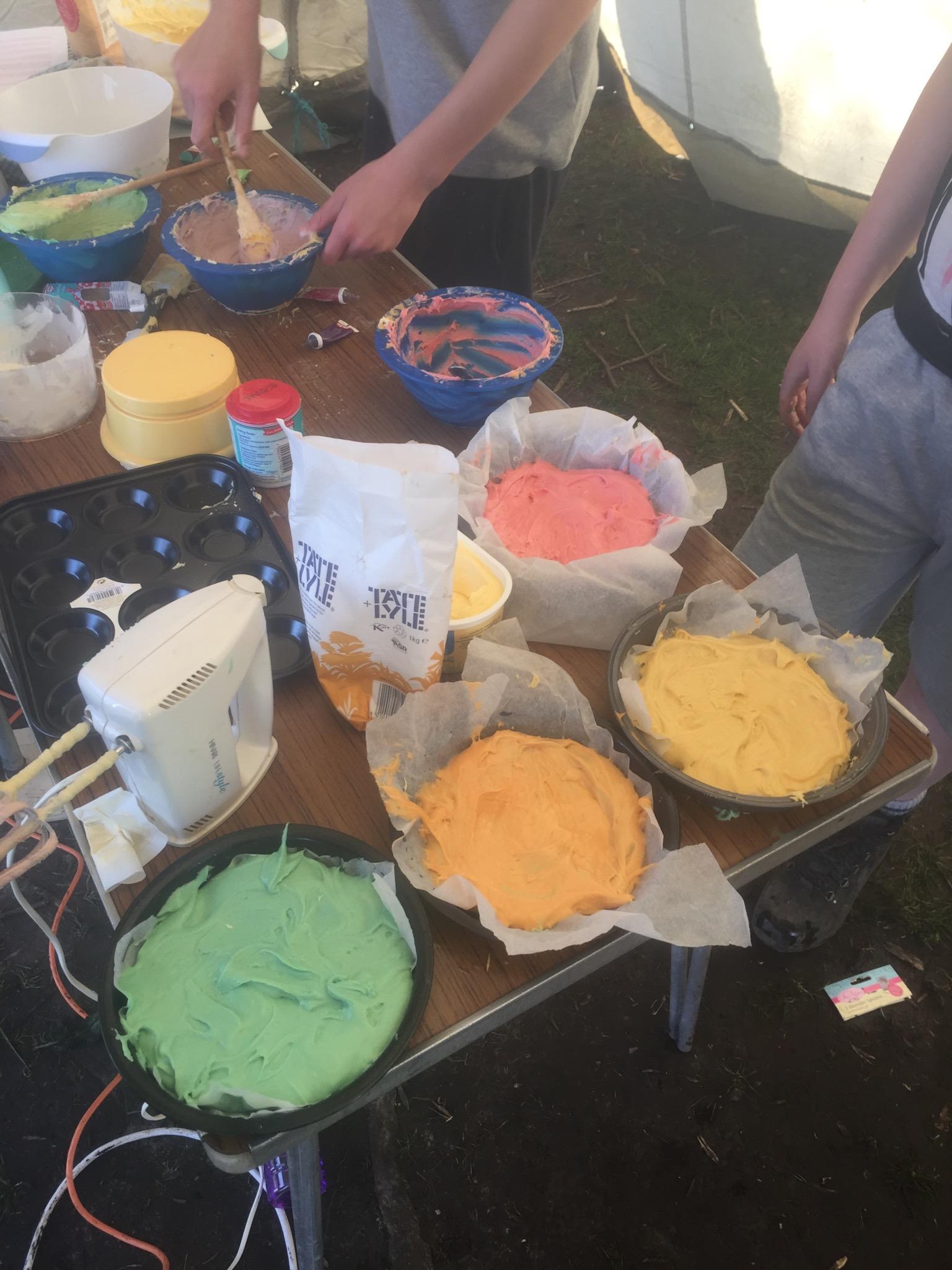 Bake off 3