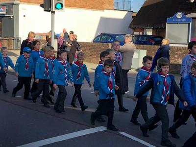 Beavers march.jpg