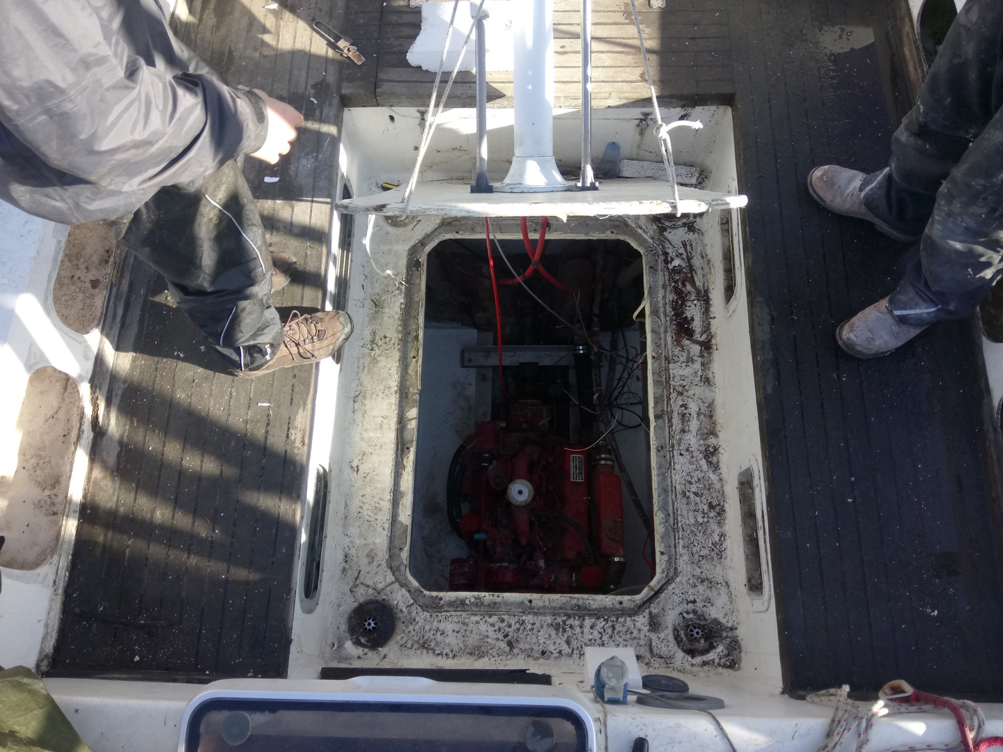 Engine from above.JPG