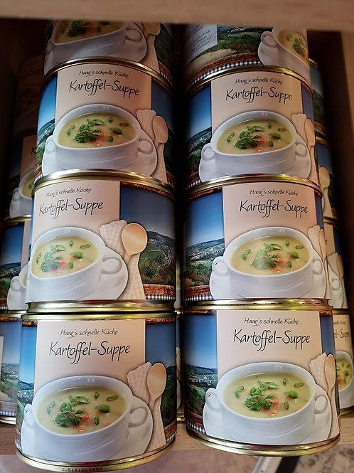Kartoffel-Suppe 550g