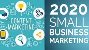 2020 – Future of Small Business Marketing
