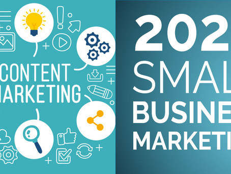 2020 – Future of Small Business Marketing