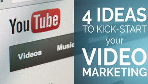 4 Ideas To Kick-StartYour Company's Video Marketing
