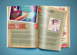 Style50s - Brochure Design