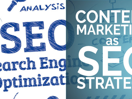 Here's why you should start thinking of content marketing as an SEO strategy