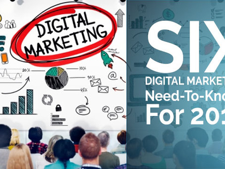 6 Digital Marketing Need-To-Knows For 2016
