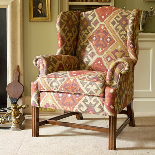 Otter wingback chair