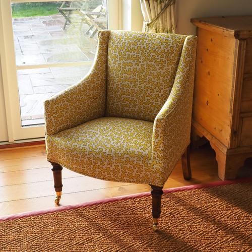 Parrett chair