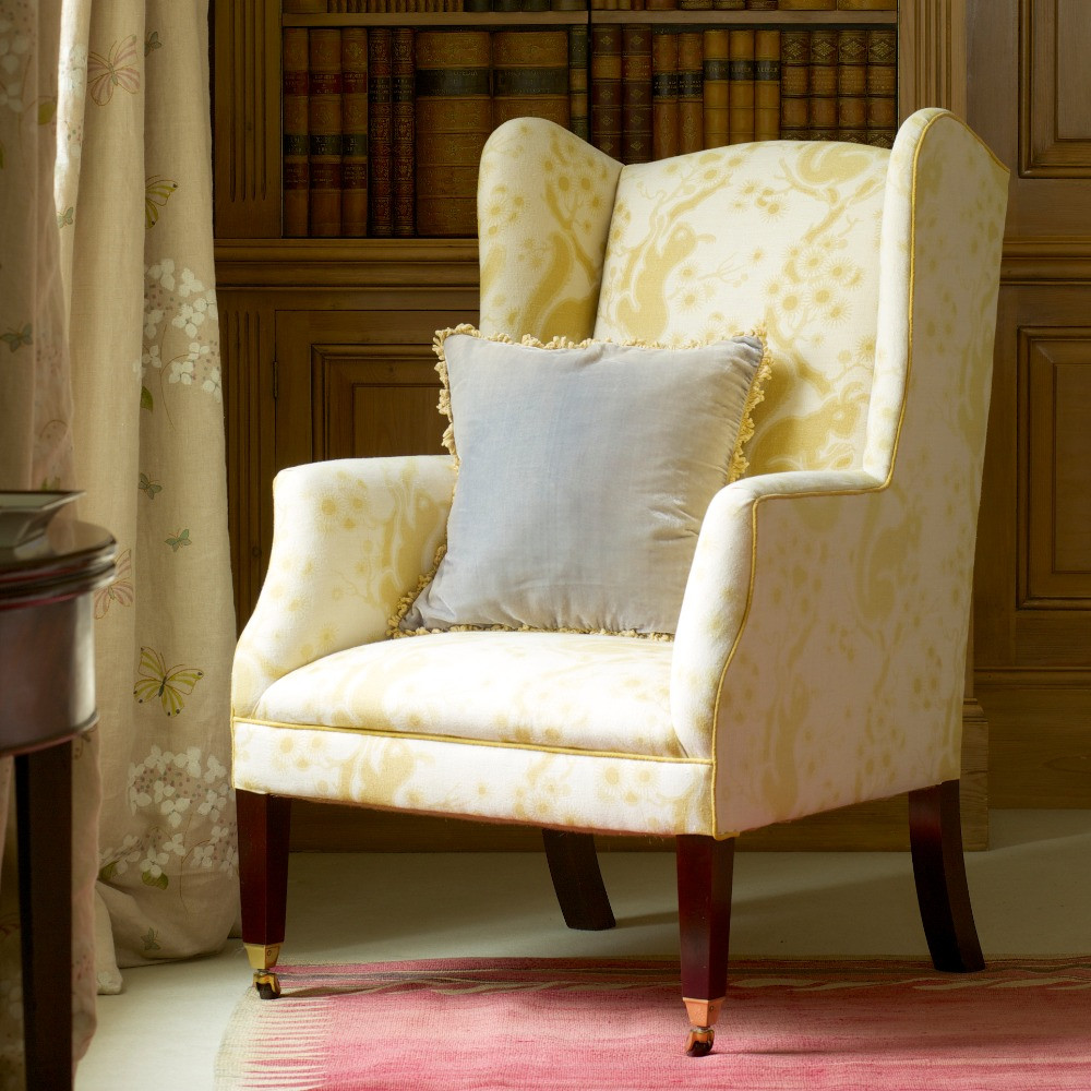 Brook wing chair