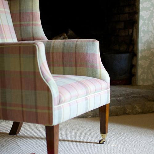 Brook chair arm detail