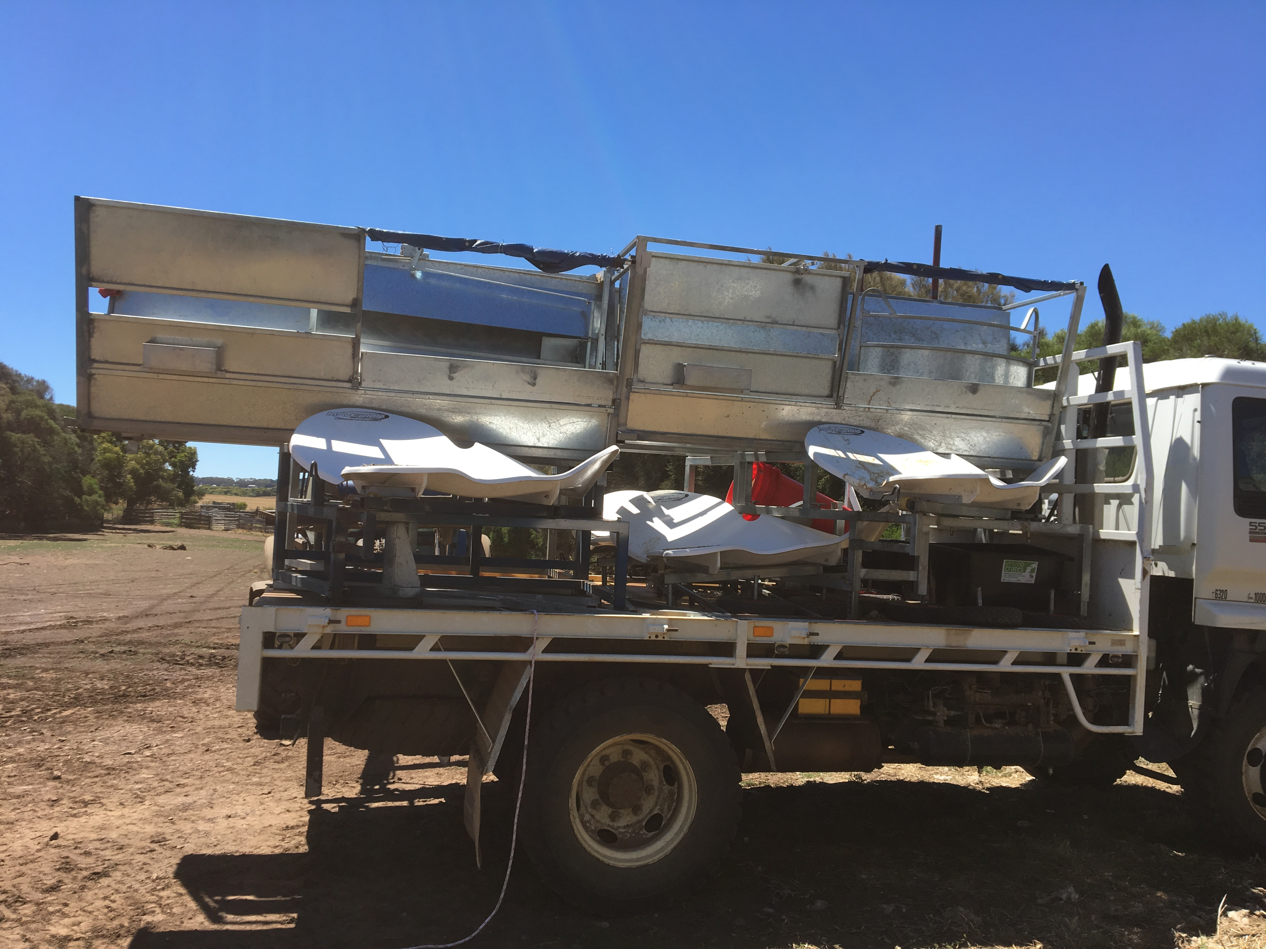 Moving modules to Victoria
