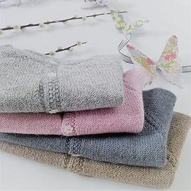 cardigan bébé, cardigan alpaga, gilet alpaga bébé,gilet laine bébé, tricot bébé